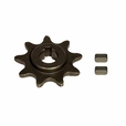 Motor Sprocket - 9 Tooth - for Currie Electric Bikes