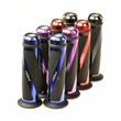 Moxi Anodized Aluminum & Rubber Grip Set for Mobility Scooters (Multiple Color Choices)