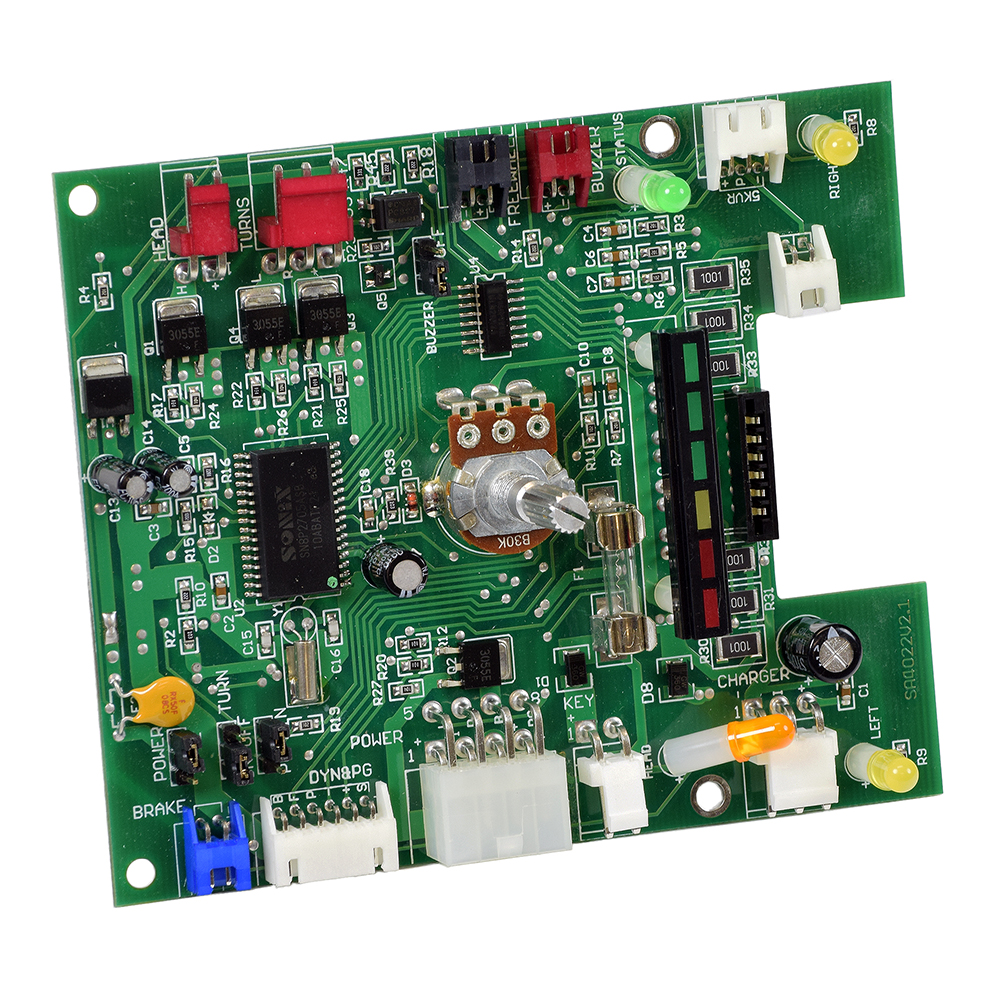 Pc Board For The Activecare Osprey Pilot Pilot Prowler And Prowler Scooters