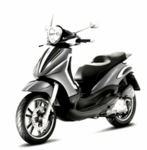 Piaggio BV Tourer 250 Scooter Parts