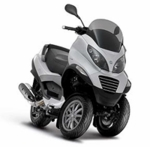 Piaggio MP3 400 Scooter Parts