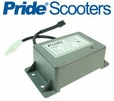 Pride Scooters On-Board Battery Chargers