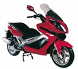 Qingqi QM250T (Grampus) Scooter Parts