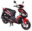 Qingqi QM50QT-2G (Leopard) Scooter Parts