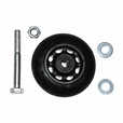 Rear Anti-Tip Wheel Assembly for Pride Victory 3 (SC160/SC1600), Victory 4 (SC170/SC1700), and Victory XL (SC270)