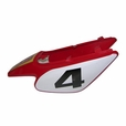 Rear Fender for Razor MX500/MX650 Dirt Rocket