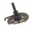 Rear Idler Cog Sprocket Complete for 125cc GY6 QMI152/157 and 150cc GY6 QMJ152/157 Engines