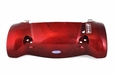 Rear Shroud Kit with Hardware and Decals for Invacare Lynx L-3 and Lynx L-4 (Red)