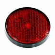 Red Rear Side Reflector for the Baja Mini Bike MB165 & MB200 (Baja Heat, Mini Baja, Baja Warrior)