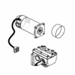 Right Motor Assembly for Jazzy Select 14, Select HD, Pride J6 & TSS 450
