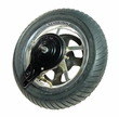 "Schwinn & IZIP 12-1/2"" x 3.0"" (12.5x3.0) Complete Rear Wheel Assembly with Drum Brake (Currie Technologies)"