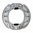"Scooter Brake Shoe Set - 4"" Diameter, Front/Rear"