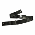 Seat Belt with Auto Style Buckle for Drive Medical Scooters and Power Chairs