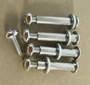 Seat Bolts (Set of 4) for the Razor Ground Force (Versions 1-14) and Ground Force Drifter (Versions 1-4) Go Karts