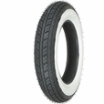 Shinko 3.50-10 White Wall Scooter Tire