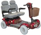 Shoprider Sprinter 2 Seater (889-4DXD) Parts