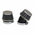 Short 35 mm Air Filter for 49cc, 50cc, 70cc, 90cc, 110cc, & 125cc/150cc ATVs & Dirt Bikes (Multiple Fitting Choices)