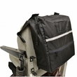 Side Access Seatback Bag for Mobility Scooters, Power Chairs, & Wheelchairs (Diestco)