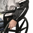 Sleeve Guards for Wheelchair Users (Diestco)