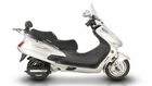 Tank� Urban Touring 150 Deluxe (DE) Scooter Parts