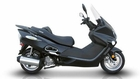 Tank� Urban Touring 250 Deluxe (DE) Scooter Parts