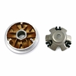 Teflon Coated Variator for 125cc and 150cc GY6 Engines (NCY)