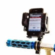 Universal Grip Handlebar Mount Smartphone Holder for Bikes & Scooters