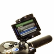 Universal Grip Smartphone Holder for Mobility Scooters, Power Chairs, & Wheelchairs
