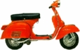 Vespa Rally Series (VSD/VSE) Parts