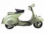 Vespa Sears Allstate (VA/VLB1T/VMA1) Parts