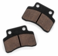 Wide Disc Brake Pads with 28mm Bolt Hole Spacing