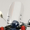 Windshield for the Honda Metropolitan Scooter
