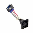 XLR Charging Port for Pride Victory 9 & Victory 10