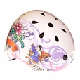 Youth-Size V11 Aggressive Helmet with Spirit Graphics