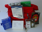 ESS, Family Basic, Emergency Disaster Kit, ESS-3832