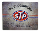 STP T513 Oil Treatment Tin Sign