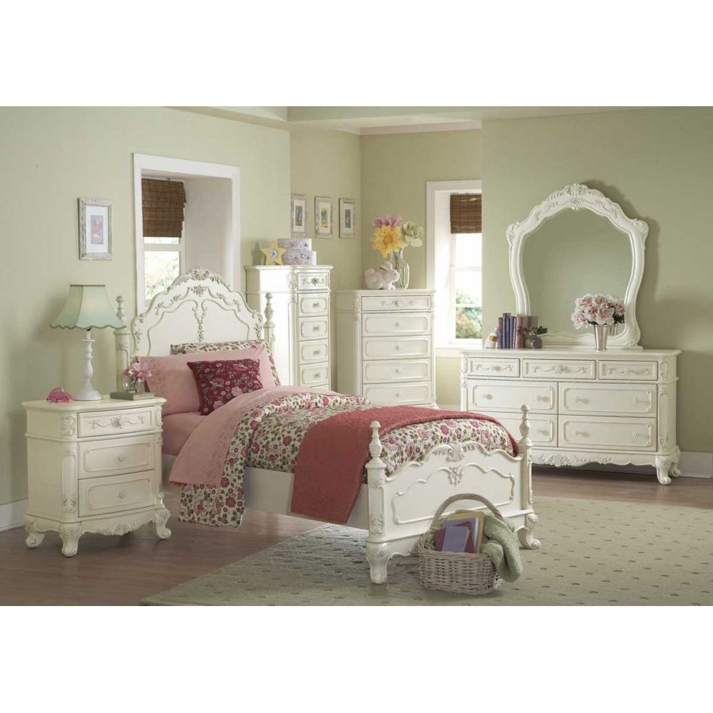 Twin Bed Bedroom Sets Creditrestore Us