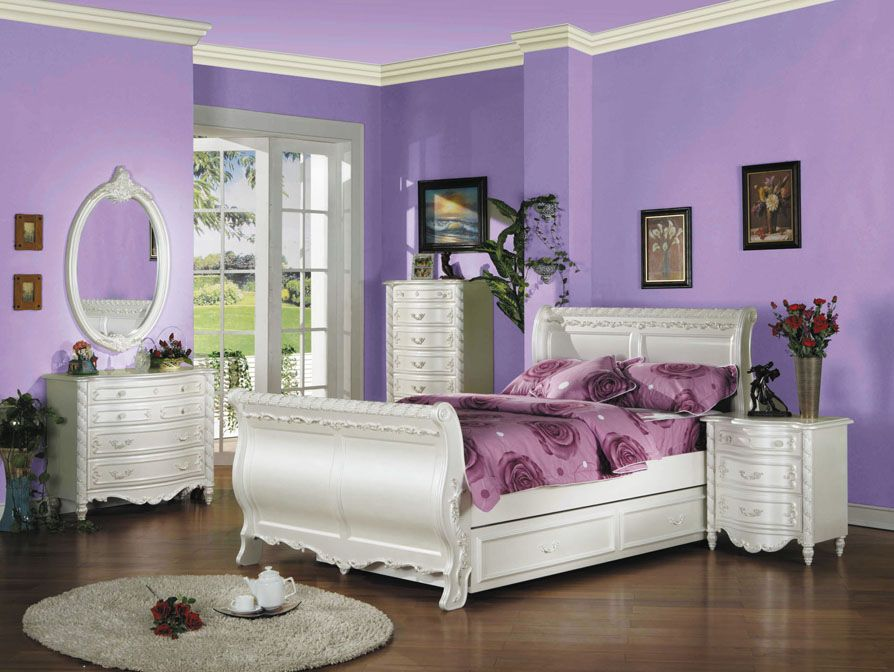 Download image Girls Twin Beds Bedroom Furniture Set PC, Android ...