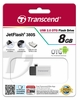 8GB Transcend JetFlash 380 micro-USB (USB 2.0 OTG) Flash Drive