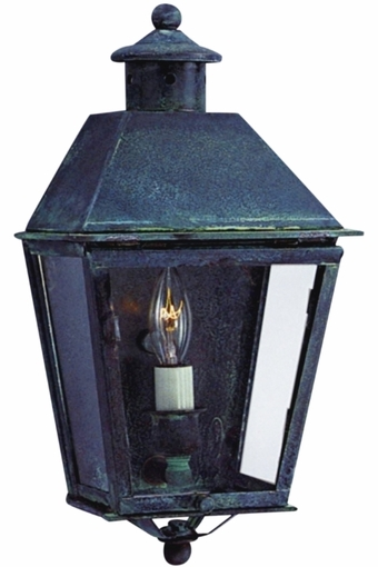 Banford Wall Sconce Copper Lantern