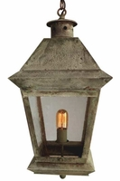 Brookfield Pendant Hanging Copper Lantern