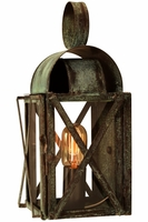 Bunker Hill Colonial Wall Sconce Copper Lantern