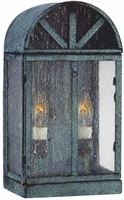 Edmonds Sconce Style Wall Mount Copper Lantern