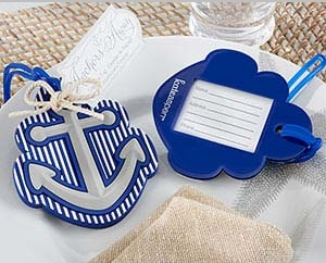 """""""Anchors Away"""" Luggage Tag"""" title=""""""""Anchors Away"""" Luggage Tag"""