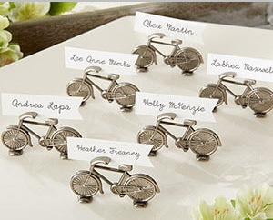 """""""Le Tour"""" Bicycle Place Card/Photo Holder (Set of 6) """" title=""""""""Le Tour"""" Bicycle Place Card/Photo Holder (Set of 6)"""