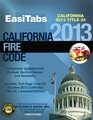 2013 California Fire Code (CFC),Title 24 Part 9. Looseleaf EasiTabs