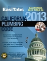 2013 California Plumbing Code (CPC), Title 24 Part 5. Looseleaf EasiTabs