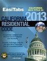 2013 California Residential Code (CRC),Title 24 Part 2.5 Looseleaf EasiTabs