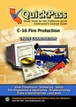 Fire Protection License Examination (C-16) - QuickPass Study Tool CD-ROM