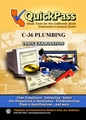 Plumbing License Examination (C-36) - QuickPass Study Tool CD-ROM